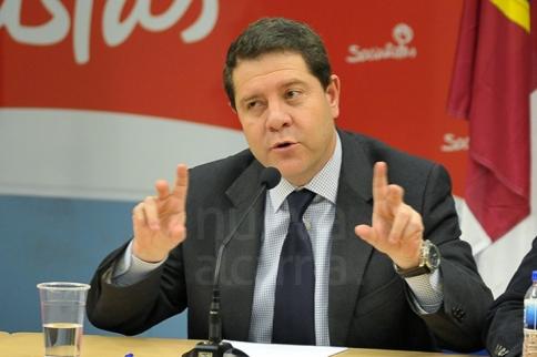 García-Page triplica en avales a Blanco en las elecciones por la secretaría regional del PSOE