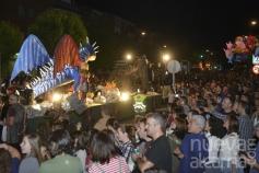 La Funeraria gana el desfile de carrozas de Azuqueca