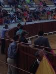 Puerta Grande para Curro de la Casa en el Festival Taurino de Yunquera