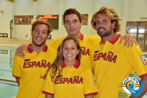 El Alcarreño ayuda a España a subir al podio en el Europeo