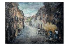 El Ayuntamiento de Sigüenza convoca la decimoséptima edición del Concurso de Pintura 'Fermín Santos'