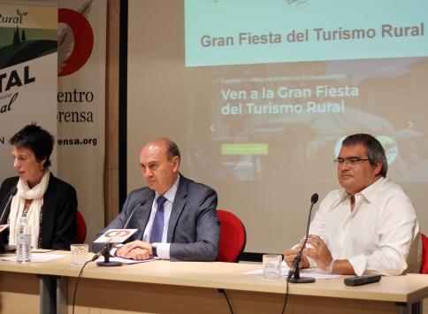 El 30 de septiembre, Sigüenza celebrará que es la Capital del Turismo Rural 2017