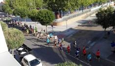 Más de 200 participantes en el Duatlón 'Caminando por la Inclusión' de Cabanillas
