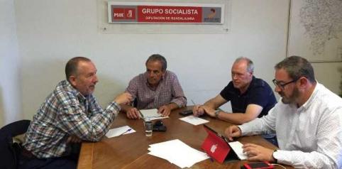 CCOO y UGT de Guadalajara piden a PSOE e IU que apoyen las #PensionesDignas