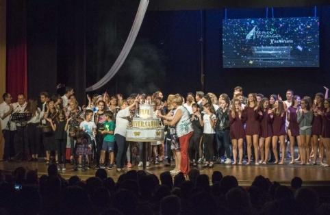 El mundo de la cultura de Marchamalo celebra los 10 años del Ateneo Arriaca