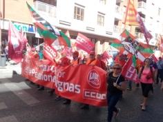 Las marchas para exigir pensiones dignas llegan a Guadalajara