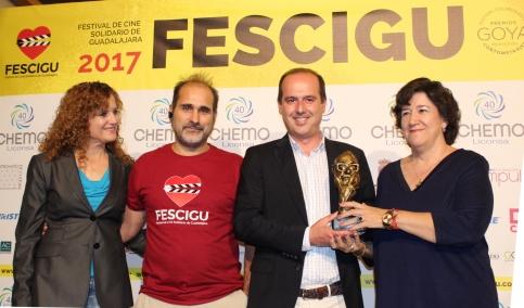 El Gobierno regional destaca la contribución del FESCIGU a la construcción de una sociedad mejor