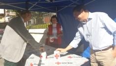 Cruz Roja celebra este martes el Día de la Banderita