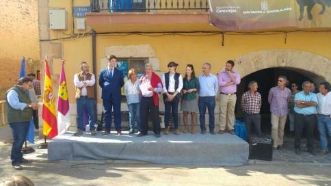 """Enjuto: """"La agricultura y la ganadería tienen que seguir siendo fuente de desarrollo económico en Guadalajara"""""""