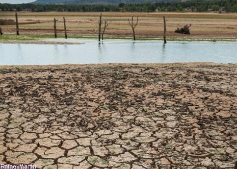 2017 es el año más seco del siglo y el tercero con menos agua embalsada desde 1990