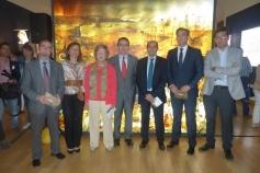 La Diputación colabora con la exposición sobre Cisneros inaugurada hoy en la Universidad de Alcalá