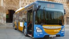 El Grupo Socialista denuncia que los autobuses urbanos han perdido otros 19.270 viajeros en el primer semestre