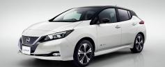 El nuevo Nissan LEAF llega a Santogal Motor