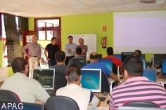 APAG lleva al medio rural la gestión telemática de las explotaciones agrarias