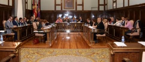 El Pleno aprueba el Programa de Obras Hidráulicas para renovar redes y depósitos reguladores