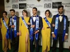 El guadalajareño Cristian Martínez vence en Rey Belleza España
