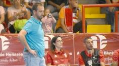 """Sergio Vicente: """"El liderato no es una sorpresa, pero que nadie piense que esto va a ser un paseo"""""""