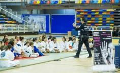 Judo para ponerle freno a la violencia de género