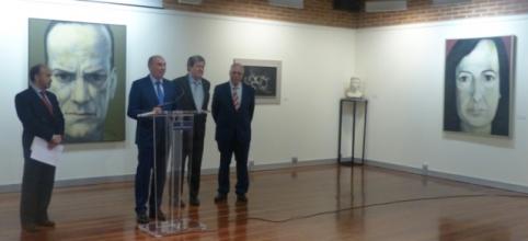 La gran exposición 'Cela. Literatura y Arte' llega a Guadalajara de la mano de la Diputación