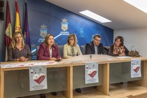 El Colegio de Enfermería de Guadalajara anima a participar en el II Maratón de Donación de Sangre  el próximo 15 de noviembre