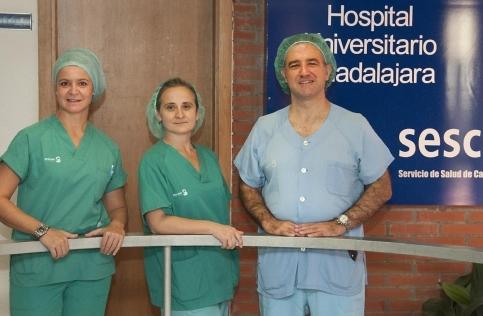 Guadalajara reunirá a cirujanos plásticos y ginecólogos de toda España en el I curso de reconstrucción vulvo-perineal