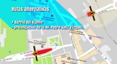 AVISO: El túnel de Aguas Vivas permanecerá cortado desde la media noche del viernes 17. Rutas alternativas