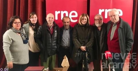 Radio Nacional emite un programa en directo desde Molina de Aragón