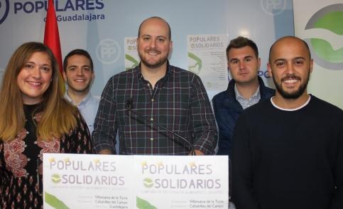 """Lucas Castillo: """"La solidaridad no entiende de colores políticos"""""""