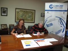 Apec firma un acuerdo de colaboración con CEPAIN