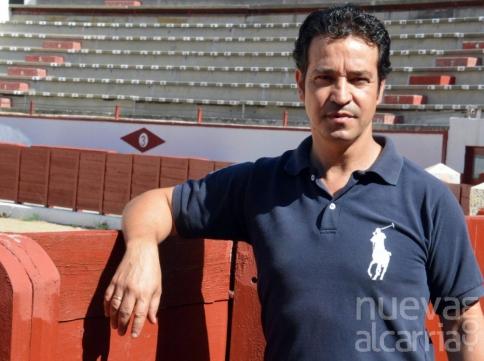 Mariano Jiménez entra en Coso de Las Cruces