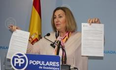 """Silvia Valmaña denuncia que Page """"engaña a las personas con discapacidad"""" sacando unas ayudas """"que no va a poder pagar en este ejercicio presupuestario"""""""