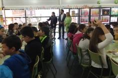El Ayuntamiento pone en marcha de nuevo este curso en los centros educativos el programa 'Desayunos y adquisición de hábitos saludables