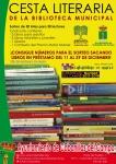 La Biblioteca lanza la Cesta Literaria de Navidad, un sorteo de regalos entre usuarios