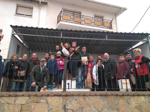 La caldera de Cabanillas del Campo gana el concurso de la Fiesta de las Migas de Jadraque