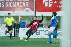 El Azuqueca cierra el año goleando en Ciudad Real al Manchego (0-3)