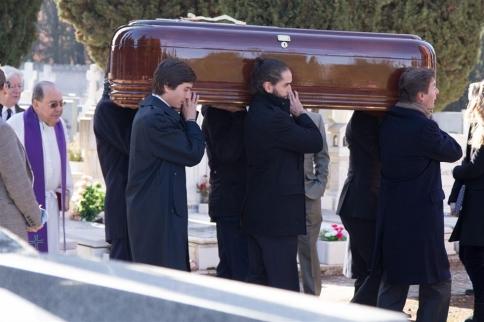Los restos de la condesa de Romanones reposan en Guadalajara