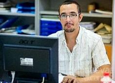 Javier Pastrana ganador del XVI Premio de Periodismo 'Medio Rural'