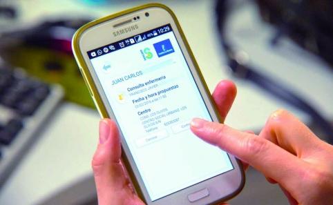 El Sescam quiere potenciar la cita previa online entre los pacientes