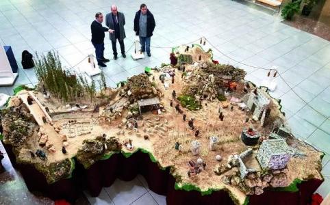La Guía de Belenes de la Diputación recoge un total de 24 belenes y monumentos para visitar