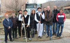 Los nuevos materiales promocionales de la ruta ganchera se presentarán en Fitur