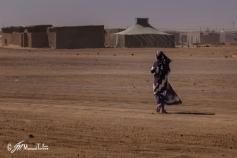 Refugiadas, resistencia en la Arena: exposición en la Casa de la Cultura de Cabanillas