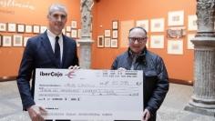 Fundación Ibercaja entrega 60.395 euros a Cáritas