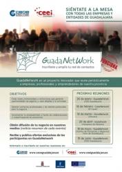 Guadanetwork prepara seis nuevos encuentros para el primer semestre de 2018
