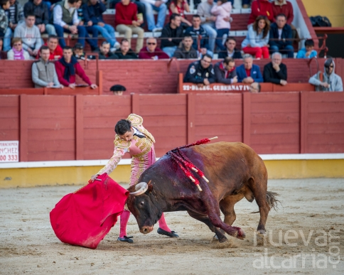 Sánchez Vara abrirá la temporada 2018 en Ajalvir el 27 de enero