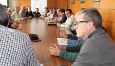 El Gobierno regional impulsa la creación de una agrupación de productores de espárragos que se constituirá el próximo viernes