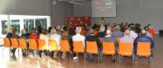 Primera reunión para seleccionar a los 63 beneficiarios del programa 'Garantía +55'