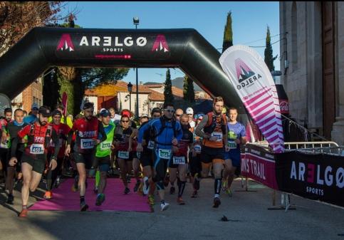 La Dragón Trail de Uceda congregó este domingo a casi medio millar de corredores