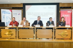 Fundación Ibercaja renueva su convenio con la fundaciòn CEEI Guadalajara