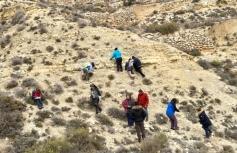 Protección Civil pide extremar la precaución a quienes hagan excursiones por el campo o suban a la montaña