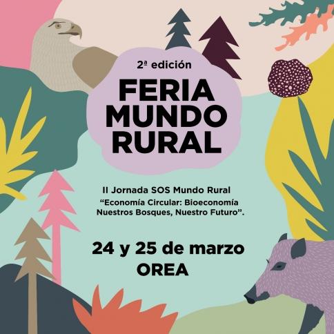 2ª Feria del Mundo Rural en Orea